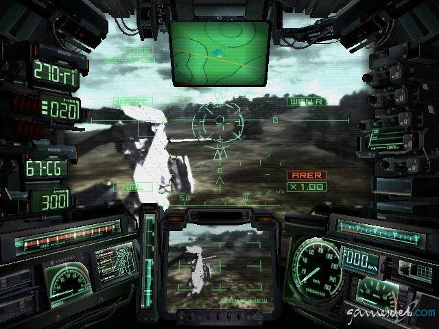 Steel Battalion  Archiv - Screenshots - Bild 6