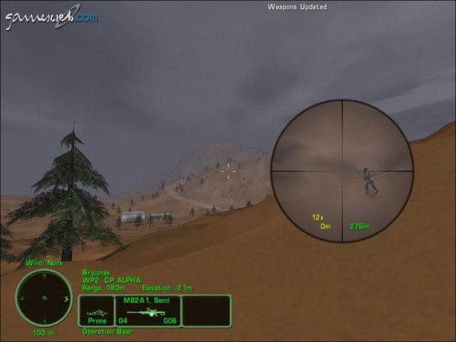 Delta Force: Task Force Dagger - Screenshots - Bild 10