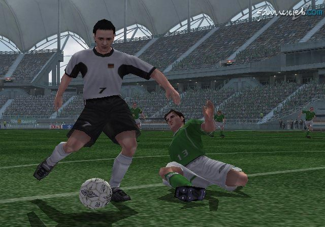 Pro Evolution Soccer 2  Archiv - Screenshots - Bild 17