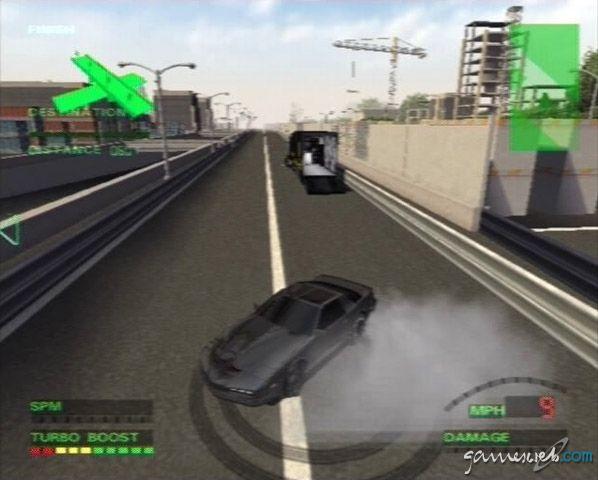 Knight Rider - The Game  Archiv - Screenshots - Bild 9