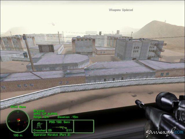 Delta Force: Task Force Dagger - Screenshots - Bild 8