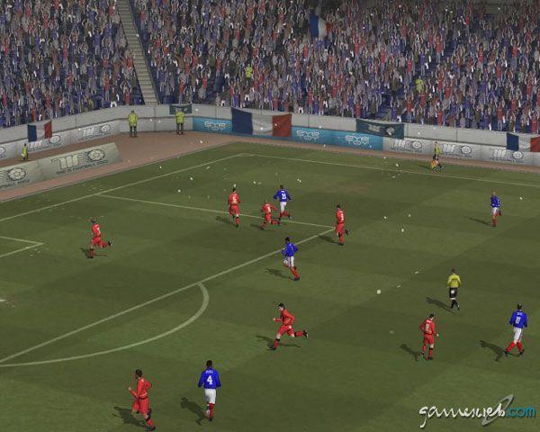 This Is Football 2003  Archiv - Screenshots - Bild 5