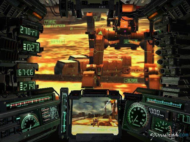Steel Battalion  Archiv - Screenshots - Bild 15