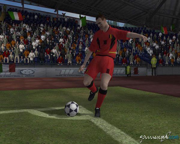 This Is Football 2003  Archiv - Screenshots - Bild 2