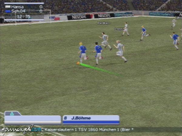 BDFL Manager 2002 - Screenshots - Bild 9