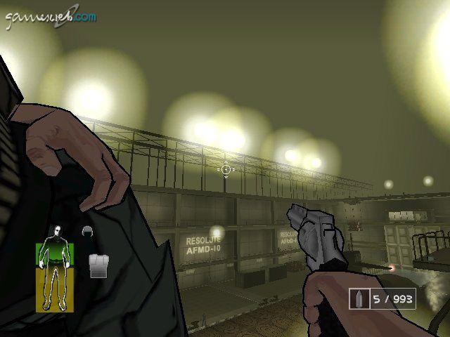 XIII  Archiv - Screenshots - Bild 23