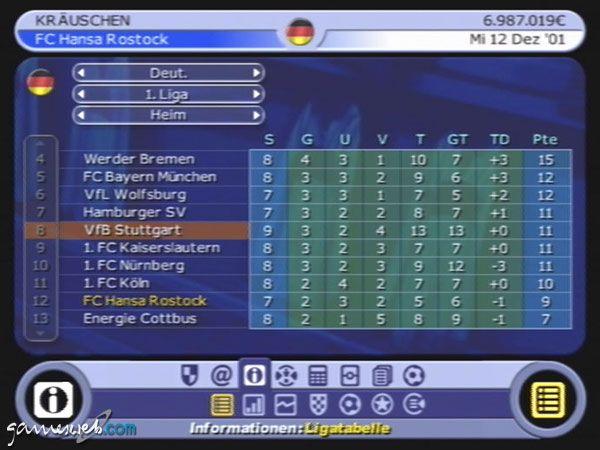 BDFL Manager 2002 - Screenshots - Bild 16