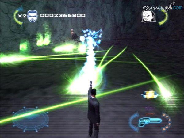 Men in Black 2: Alien Escape - Screenshots - Bild 10