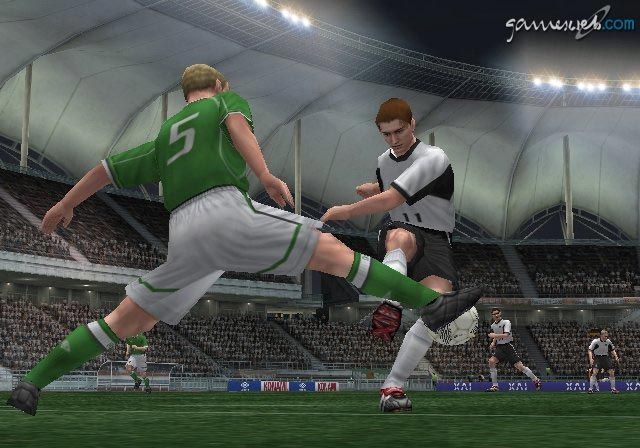Pro Evolution Soccer 2  Archiv - Screenshots - Bild 5