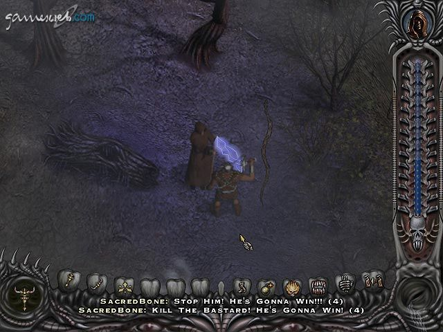 Necromania - Trap of Darkness  Archiv - Screenshots - Bild 8