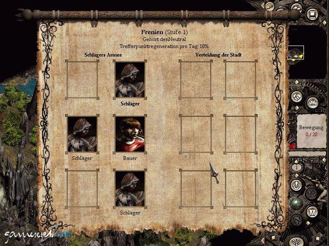 Disciples II: Dark Prophecy - Screenshots - Bild 14