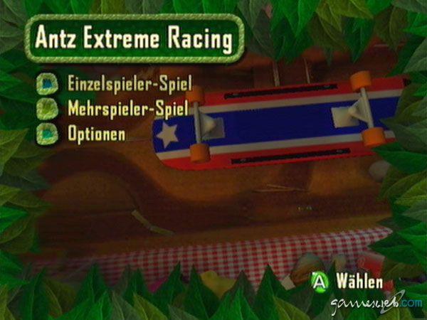 Antz Extreme Racing - Screenshots - Bild 2