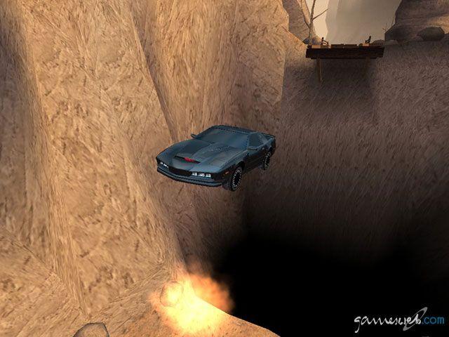 Knight Rider  Archiv - Screenshots - Bild 10