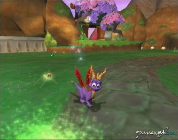 Spyro: Enter the Dragonfly  Archiv - Screenshots - Bild 7