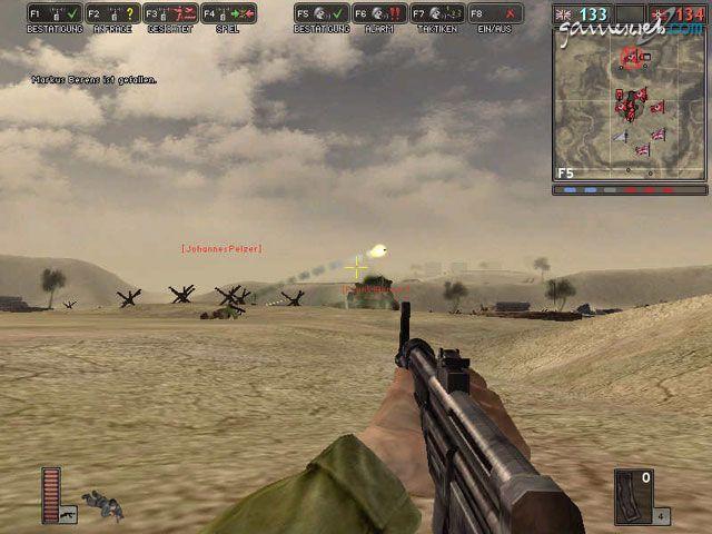 Battlefield 1942 - Screenshots - Bild 7