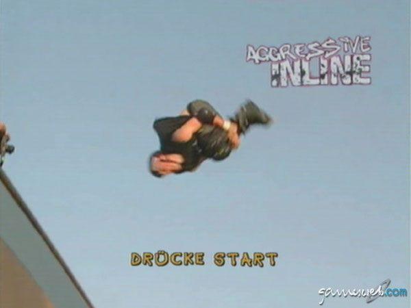 Aggressive Inline - Screenshots - Bild 2