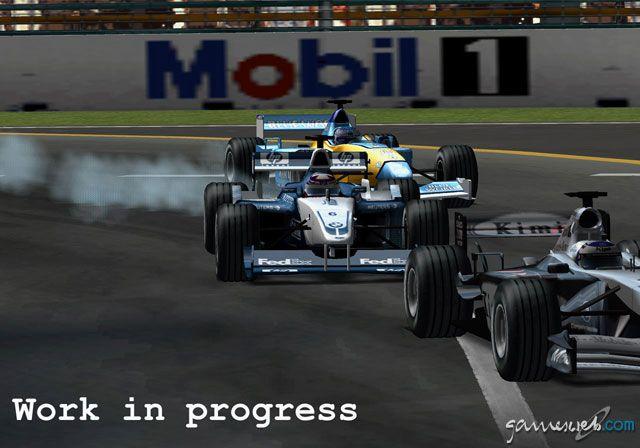 Grand Prix Challenge  Archiv - Screenshots - Bild 10