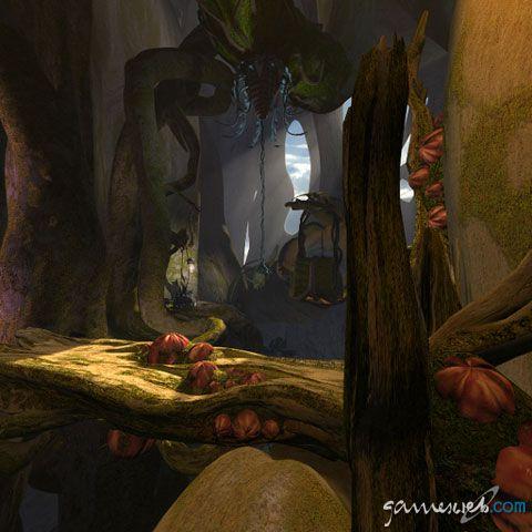 Myst III: Exile  Archiv - Screenshots - Bild 27