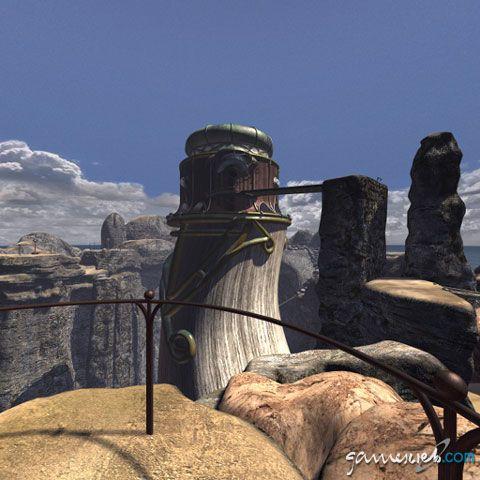 Myst III: Exile  Archiv - Screenshots - Bild 17