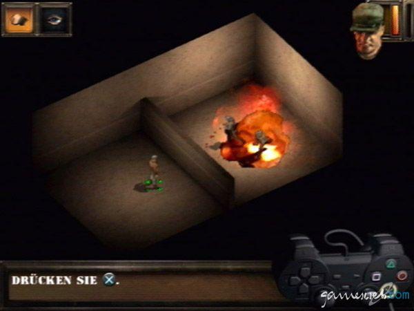 Commandos 2: Men of Courage - Screenshots - Bild 8