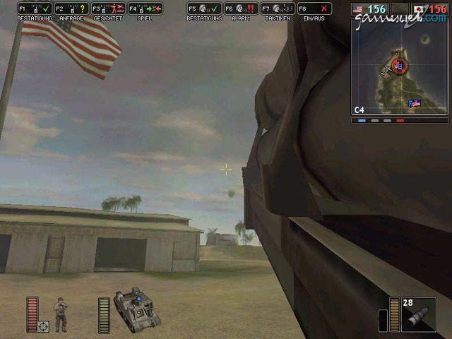 Battlefield 1942 - Screenshots - Bild 17