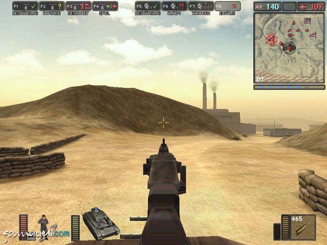 Battlefield 1942 - Screenshots - Bild 22