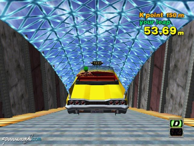 Crazy Taxi - Screenshots - Bild 7