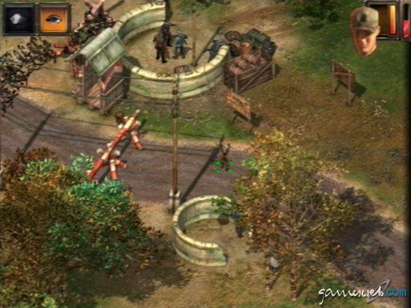 Commandos 2: Men of Courage - Screenshots - Bild 3