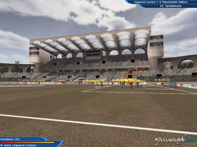 Bundesliga Manager X - Screenshots - Bild 19