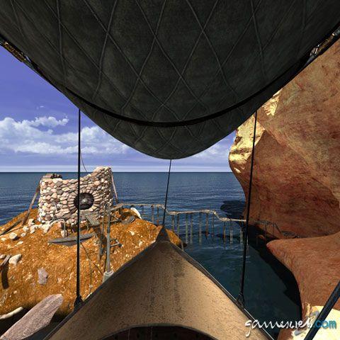 Myst III: Exile  Archiv - Screenshots - Bild 2