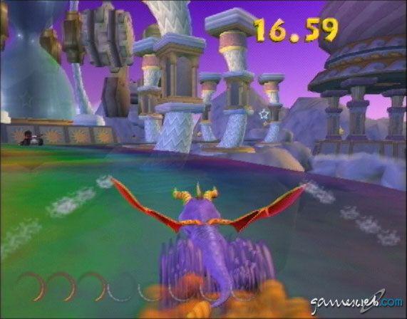 Spyro: Enter the Dragonfly  Archiv - Screenshots - Bild 2