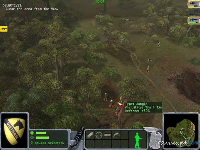 Platoon -  The 1st Airborne Cavalry in Vietnam - Screenshots - Bild 18