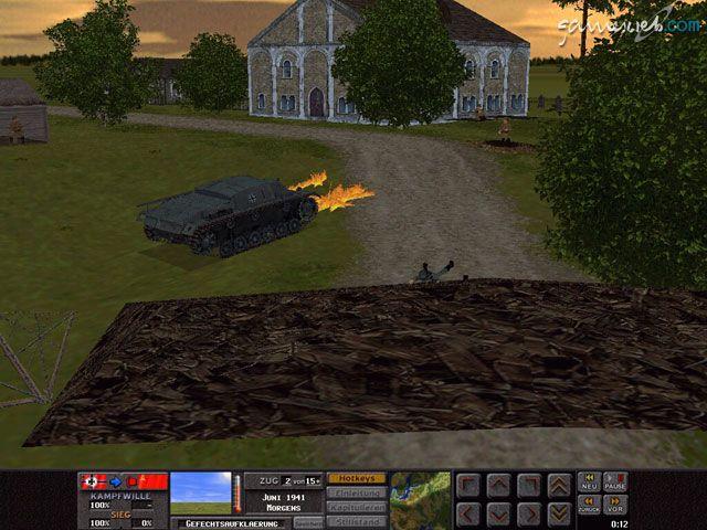 Combat Mission 2: Barbarossa to Berlin - Screenshots - Bild 17