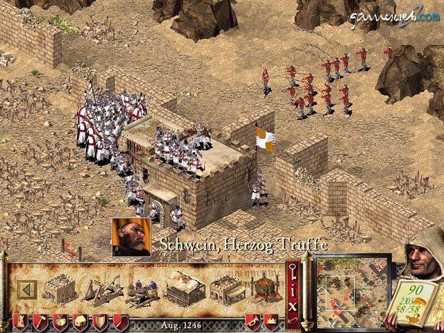 Stronghold: Crusader - Screenshots - Bild 12