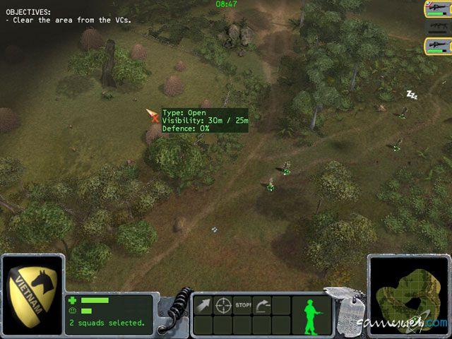 Platoon -  The 1st Airborne Cavalry in Vietnam - Screenshots - Bild 16