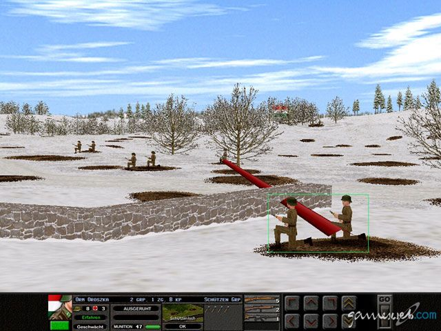 Combat Mission 2: Barbarossa to Berlin - Screenshots - Bild 13