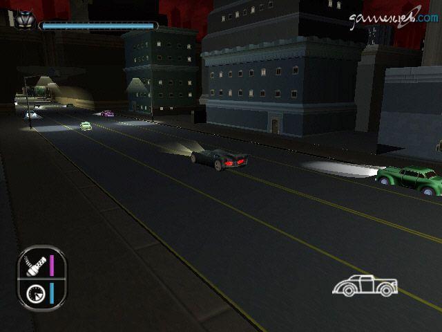 Batman Vengeance - Screenshots - Bild 4