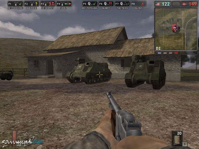 Battlefield 1942 - Screenshots - Bild 4