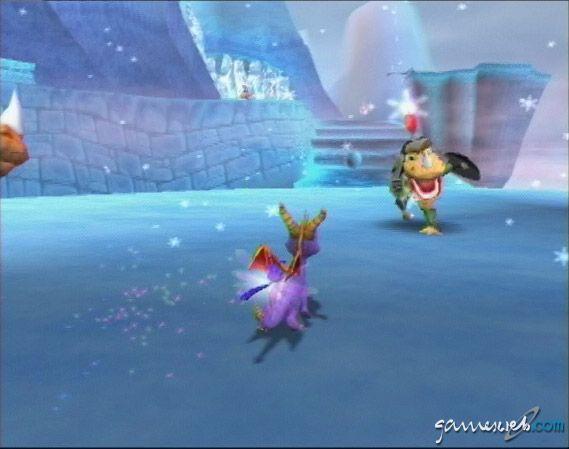 Spyro: Enter the Dragonfly  Archiv - Screenshots - Bild 10