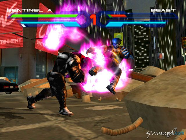 X-Men: Next Dimension  Archiv - Screenshots - Bild 6