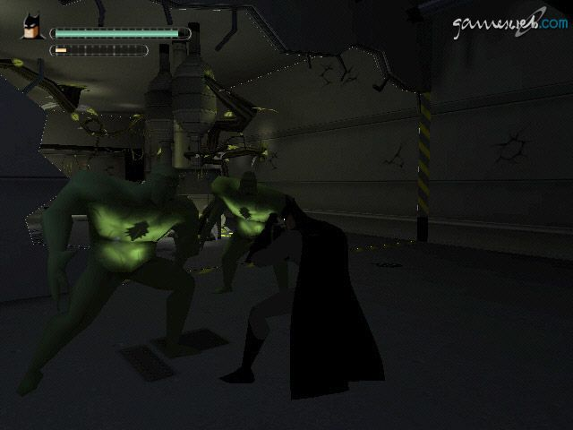 Batman Vengeance - Screenshots - Bild 12