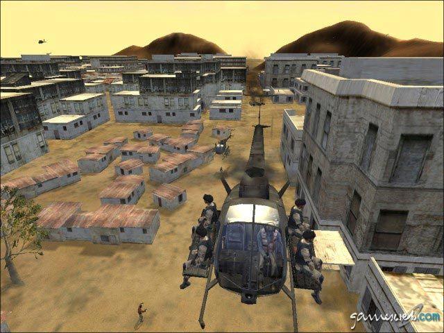 Delta Force - Black Hawk Down  Archiv - Screenshots - Bild 15