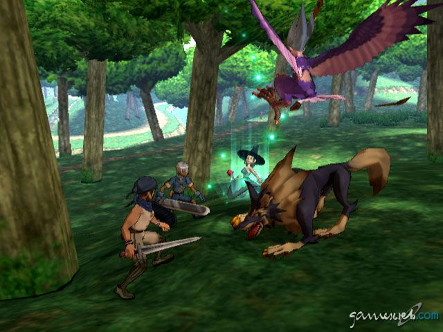 True Fantasy Live Online  Archiv - Screenshots - Bild 22