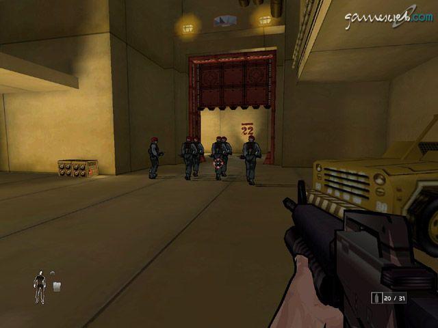 XIII  Archiv - Screenshots - Bild 14