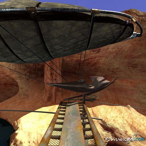 Myst III: Exile  Archiv - Screenshots - Bild 3