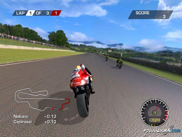 MotoGP Online  Archiv - Screenshots - Bild 5