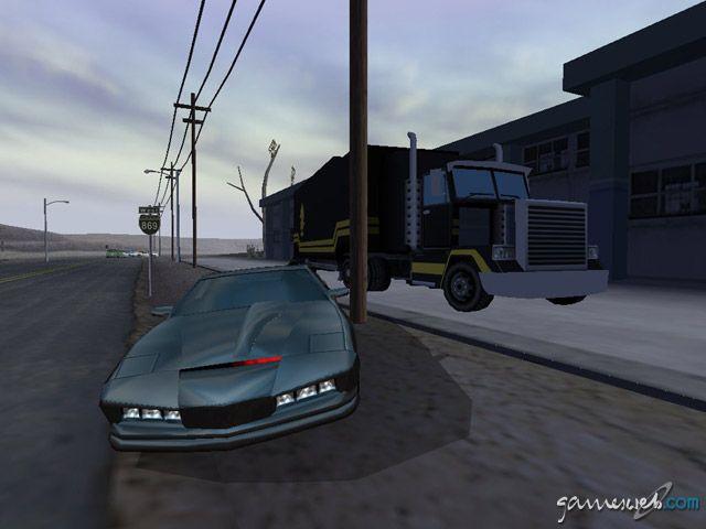 Knight Rider  Archiv - Screenshots - Bild 5
