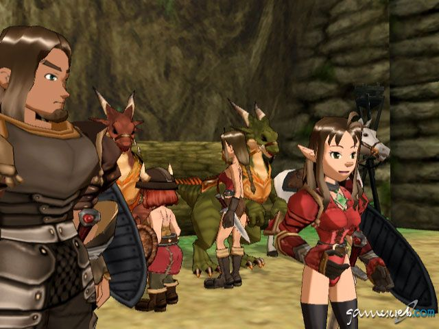 True Fantasy Live Online  Archiv - Screenshots - Bild 21