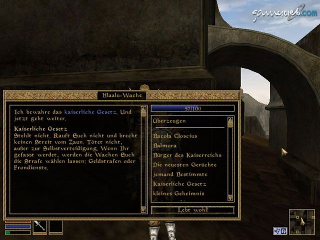 The Elder Scrolls III: Morrowind - Screenshots - Bild 19