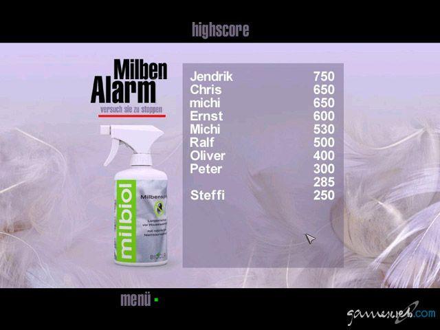 Milben-Alarm  Archiv - Screenshots - Bild 5